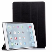 Stand Case For IPad Air IHarbort PU Leather Case Smart Cover With Multi Angles Holder Stand
