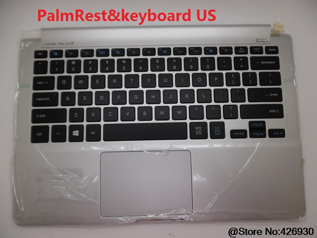 все цены на Laptop PalmRest&keyboard For SAMSUNG NP900X3B NP900X3C NP900X3D NP900X3E NP900X3F  NP900X3K 900X3B 900X3C English US Korea KR онлайн