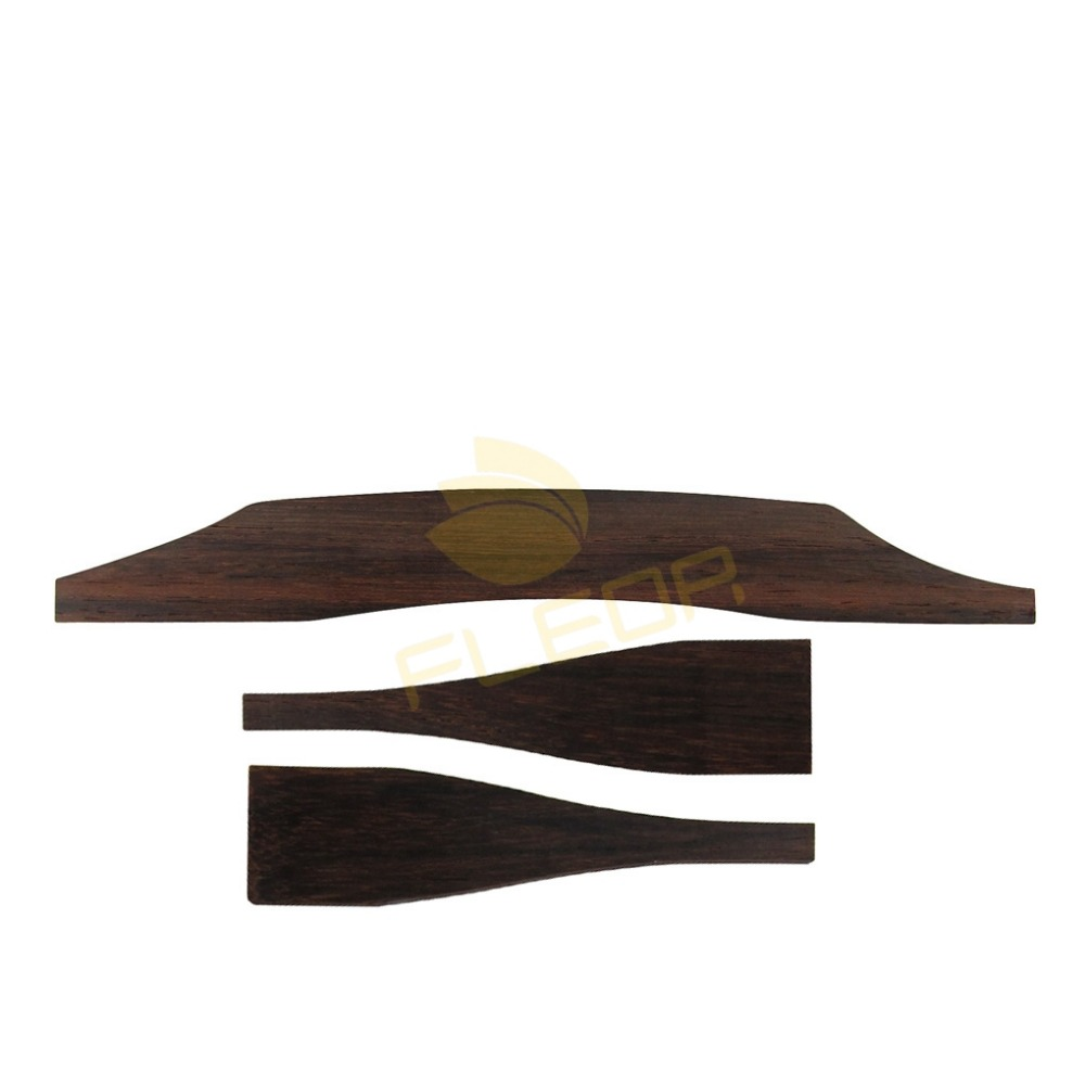 high quality 1 set jazz guitar bridge jazz parts wood rosewood in guitar parts accessories. Black Bedroom Furniture Sets. Home Design Ideas