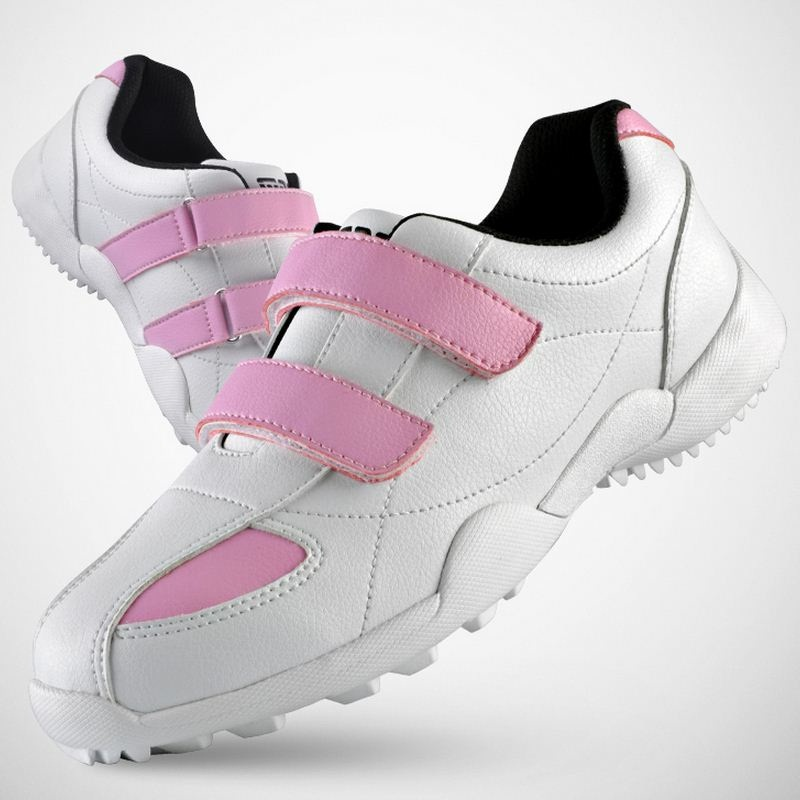 2019 New Arrival Girls Golf Shoes Hook Loop Leather Mesh Outdoor Sneakers Teenagers Boys Non-slip Fitness Shoes AA201742019 New Arrival Girls Golf Shoes Hook Loop Leather Mesh Outdoor Sneakers Teenagers Boys Non-slip Fitness Shoes AA20174