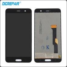 Nouveau Noir Pour HTC U jouer LCD écran tactile avec digitizer Assemblée Pièces De Rechange