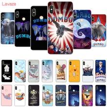 Lavaza Dumbo Hard Case for Huawei Mate 10 20 P10 P20 Lite Pro P smart 2019 for Honor 8X 9 Lite Cover lavaza virgen de guadalupe hard case for huawei mate 10 20 p10 p20 lite pro p smart 2019 for honor 8x 9 lite cover