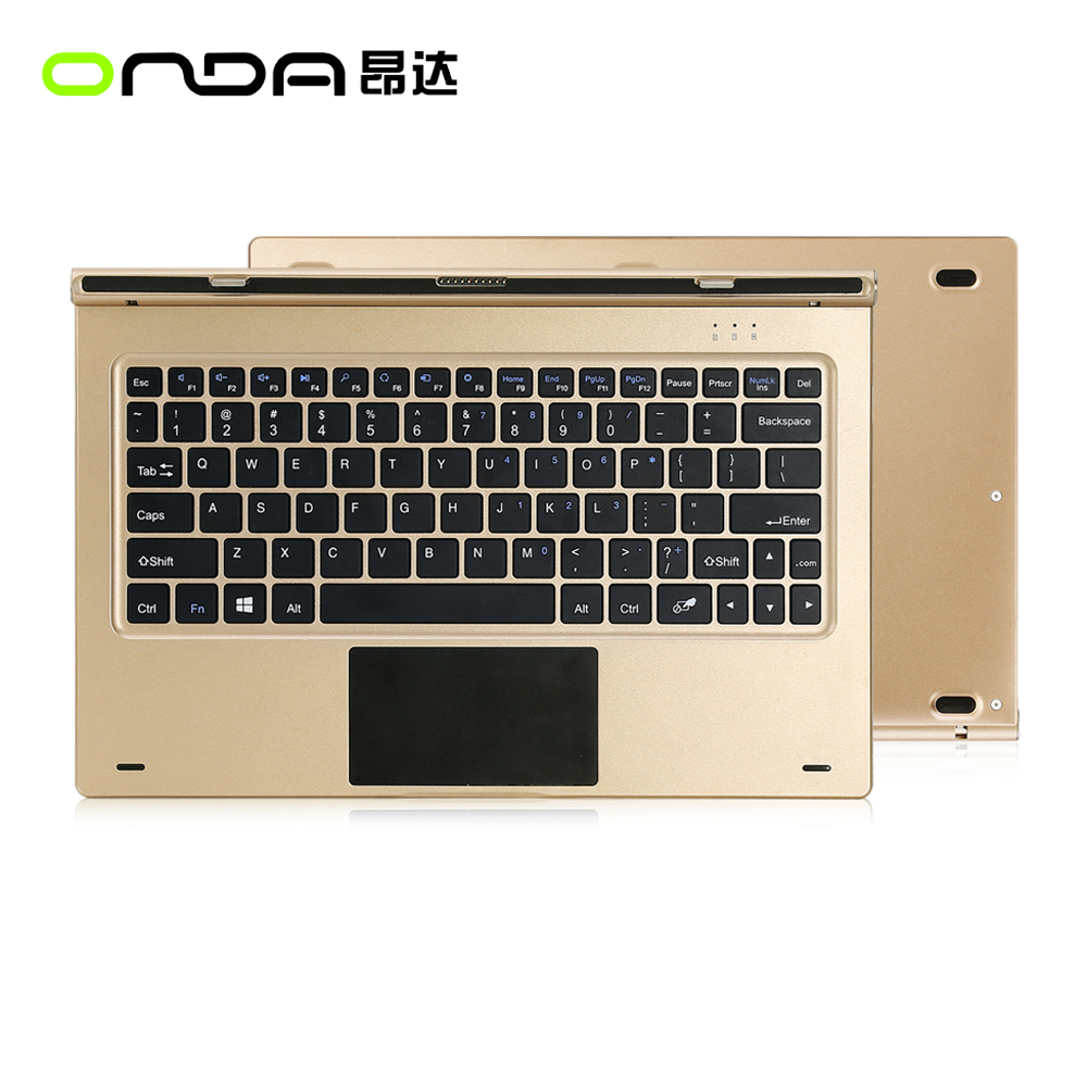 ONDA oBook11 Plus Wireless Full QWERTY Keyboard Flexible Keys Quick Input Eco friendly Material Stylish Portable