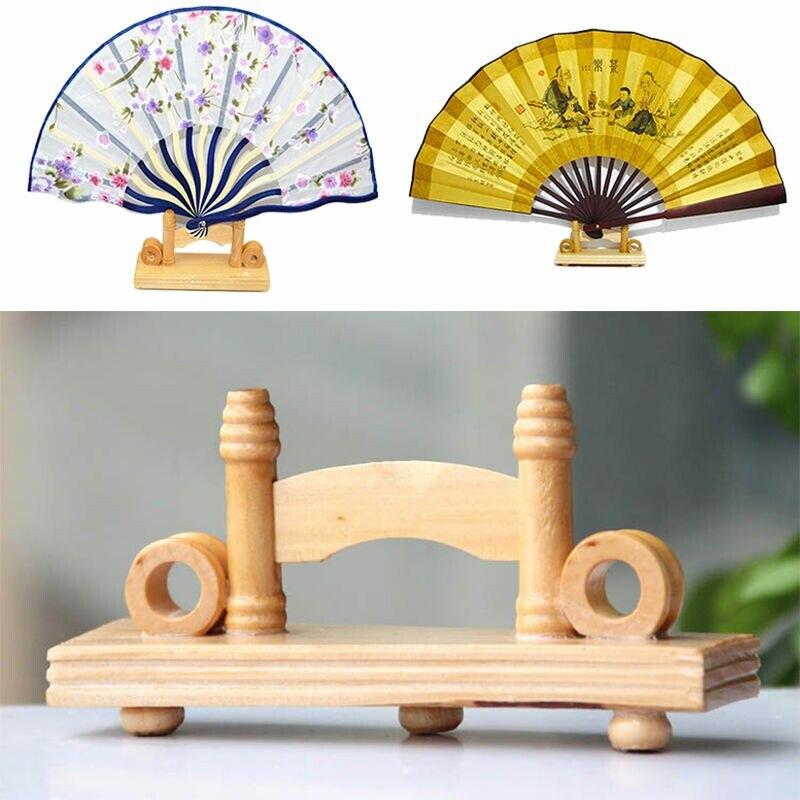 Aliexpress Buy 40cm Chinese Japanese Foldable Fan Display Impressive Japanese Fan Display Stand
