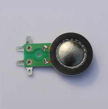 Finlemho Tweeter Speaker Diaphragm D25B Replacement 1 inch Voice Coil For Home Theater Studio Audio Free Shipping