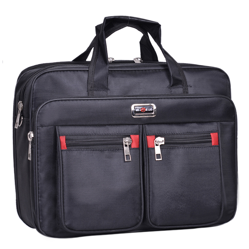 Bags Briefcase Computer-Bag Tote Laptop Messenger Business-Protect Oxford Minimalism