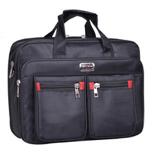 High Quality Men Messenger Oxford Bags Minimalism Tote Briefcase Mochilas Para Laptop Business Protect Bag Computer
