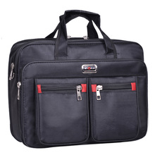 High Quality Men Messenger Oxford Bags Minimalism Tote Brief