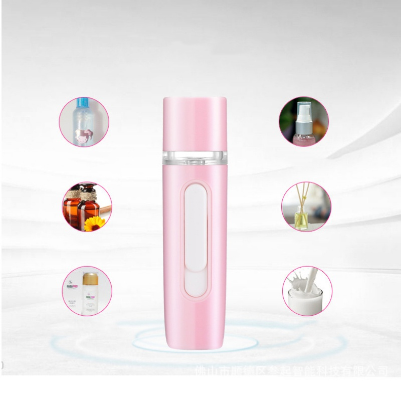 Mini Nano Steaming Face Humidifier With USB Port Spray Hydration Beauty Instrument Moisturizer Handheld Humidifier High Quality|Car Air Purifiers| |  - title=
