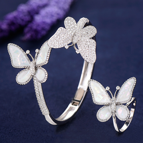 Siscathy Trendy Butterfly...