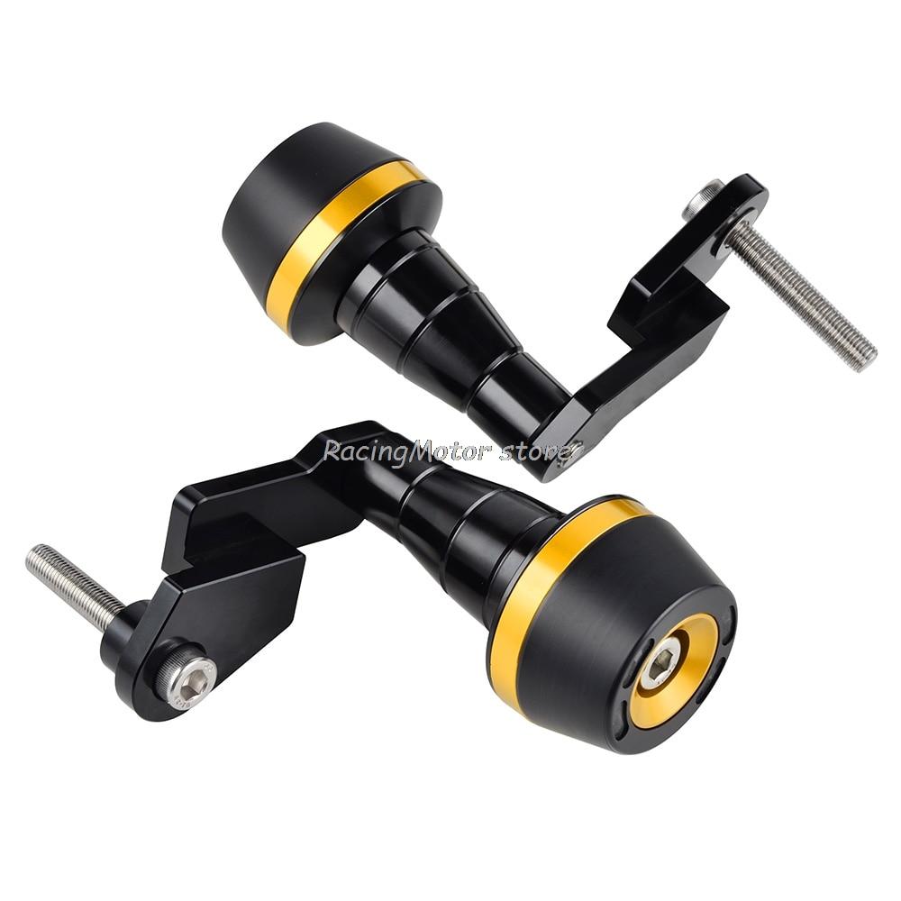 Protecteur de chute de moteur Anti-Crash plaquettes cadre curseur carénage garde pour SUZUKI GSXR600 GSX-R600 GSXR1000 GSX-R1000 2009-2011