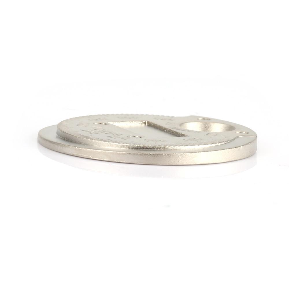 Image 5 - 1 piezas bujias de encendido bujía herramienta de calibre herramienta de medición moneda tipo 0,6 2,4mm de spark plug manómetro de herramienta Gage 4 unids lote china antorcha iridium bujías de platinoBujías y bujías incandescentes   -