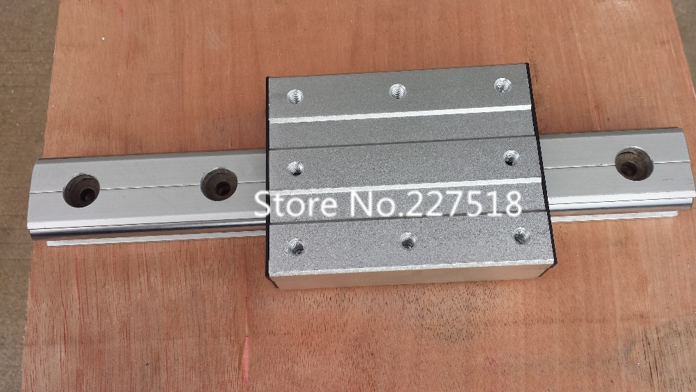 High speed linear guide roller guide external dual axis linear guide LGD16 with length 500mm with LGD16 block 150mm length lgd6 1000mm double axis can be 0 2 1m roller linear guide high speed linear roller guide external dual axis lgd6 series bearing