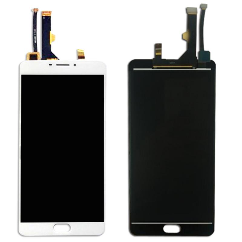 Prix pour Pour MEIZU M3 Max LCD Affichage à L'écran Tactile de Haute Qualité Remplacement Accessoire Pour téléphone mobile Pièces De Rechange Nouveau LCD