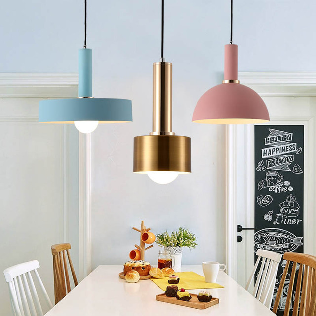 restaurant bar lamp creative minimalist modern italian style loft