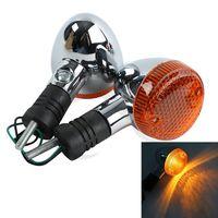 Indicator Turn Signal Light For HONDA STEED600 VT400 VT600 VT750 VT1100