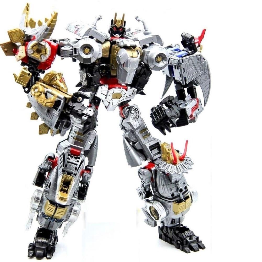 BPF transformation Generations Power of the Prime Volcanicus Dinobot king ko ver