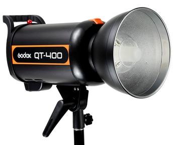 Godox QT400 400W Strobe Photo Studio Flash Light Lamp 400Watts for Portrait Fashion Wedding art Photography 220V