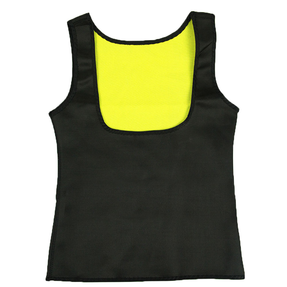 Fat Burning Fitness Body Girly Stretch Yuga Exercise Vest Hot Slimming CJ Drop Shipping