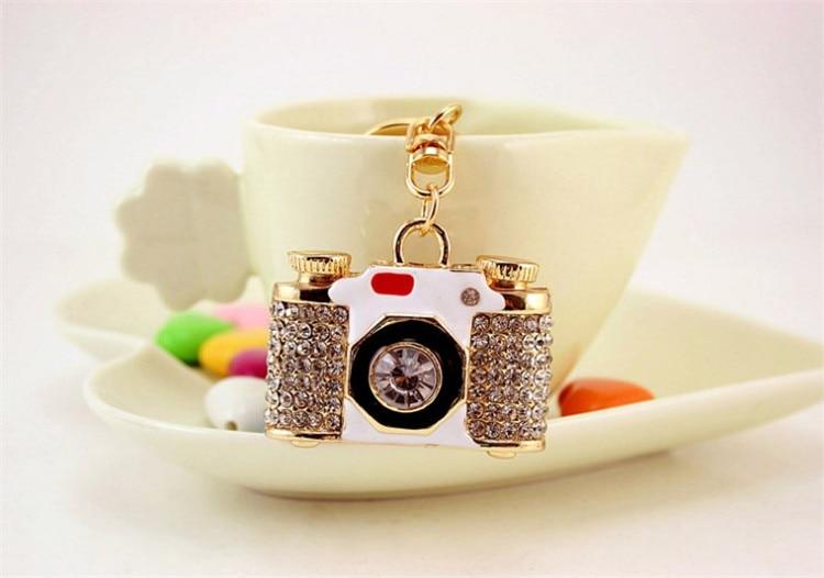 Novi Kreativni privjesci za ključeve modni lanac za žene Ženska - Modni nakit - Foto 2