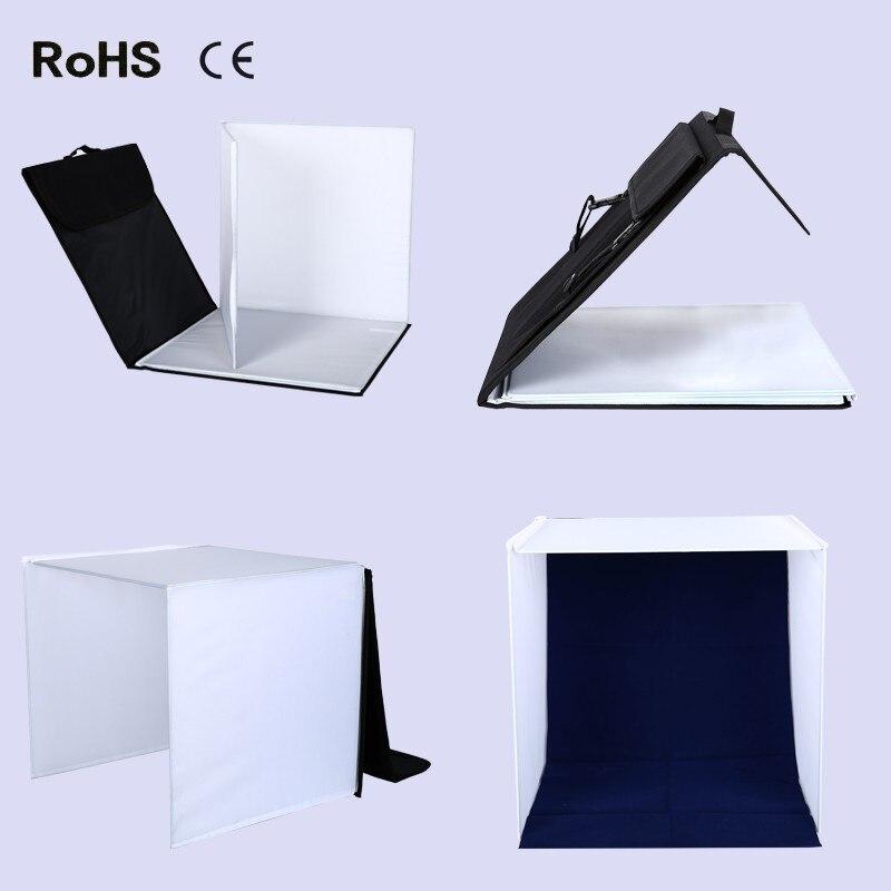 16inchx16inchx16inch 40cm*40cm*40cm Photo Studio Photography Shooting Light Square Tent Soft Box +portable bag+ 4 Backdrops