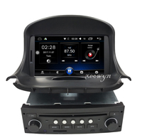 Car DVD GPS For PEUGEOT 206 206cc Navigation Bluetooth Radio IPOD CAN BUS Stereo Head Unit