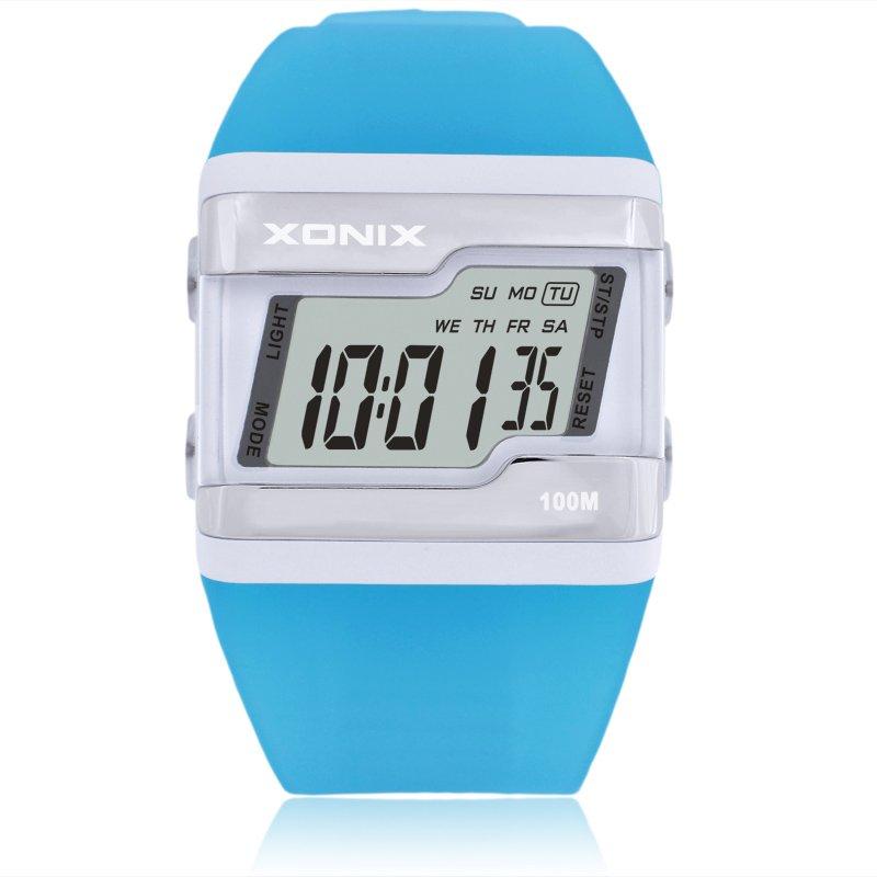 Precis LED Digital Display Armband Watch Barnens Studenter - Damklockor - Foto 2
