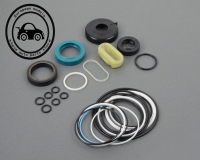 Steering Gearbox Rebuild Kit Steering Repair Kit Gasket Kit Oil seal for BMW X3 E83 X5 E53 E70 X1 E84 X6 E71