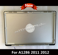 New For Macbook Pro 15 4 Unibody A1286 LCD Back Cover Top Rear Lid 2011 2012