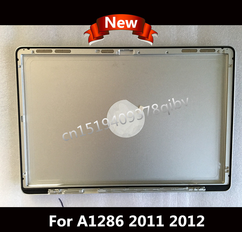 Brand New For Macbook Pro 15.4 unibody A1286 LCD Back Cover Top Rear lid 2011 2012 Year new rear lid for macbook air unibody 11 6 a1465 lcd back cover 2013 2014 2015 year