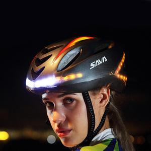 Cycling Smart Steering LED Helmet Mounta