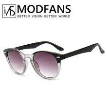 Затемненные очки для чтения круглый Винтаж Класс оправа серые линзы анти-УФ пресбиопии 1,0 1,5 2,0 2,5 3,0 3,5 4,0 диоптрий с эластичными брючинами