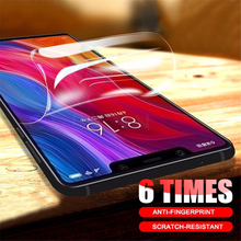 3D Full Cover Soft Hydrogel Film For Xiaomi 9 8 Lite Mix 3 Max Note PocoPhone F1 Screen Protector Redmi 7 6 5 Pro