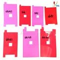 100pcs/lot Premium Red LCD Backlight Sticker Film Refurbishment Replacement Repair Parts For iPhone 4G 5 5s 6 6s 6plus