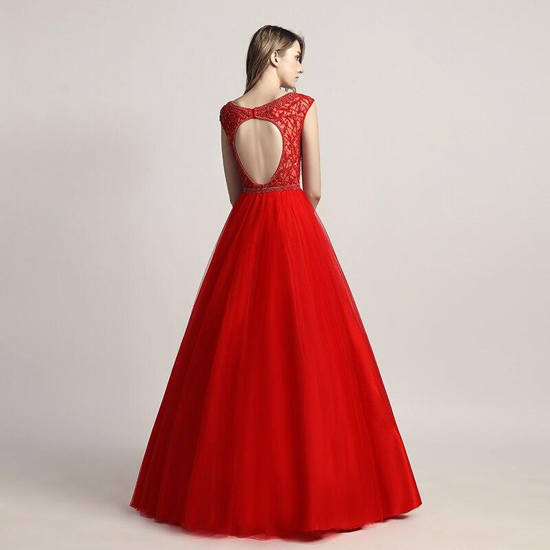 Vestido De Festa Νέες πολυτελείς φορεσιές - Ειδικές φορέματα περίπτωσης - Φωτογραφία 2