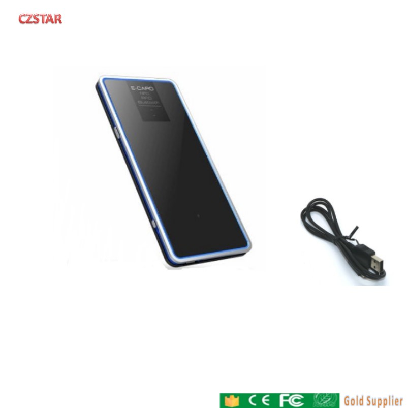 Portable Bluetooth UHF RFID Reader Writer Epc Gen2 Tag Usb Desktop Tag Reader Bluetooth Work With Android Phone And Computer