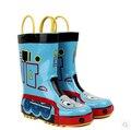 Envío Libre Niños Niños Botas de Lluvia de Dibujos Animados Imagen Vaca Linda Mujer Hombre Chicas Chicos Zapatos Para La Lluvia Lluvia botas #872