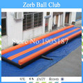 Free Shipping 9x2.7m Inflatable Tumble Track For Sale,Inflatable Air Tumble Track