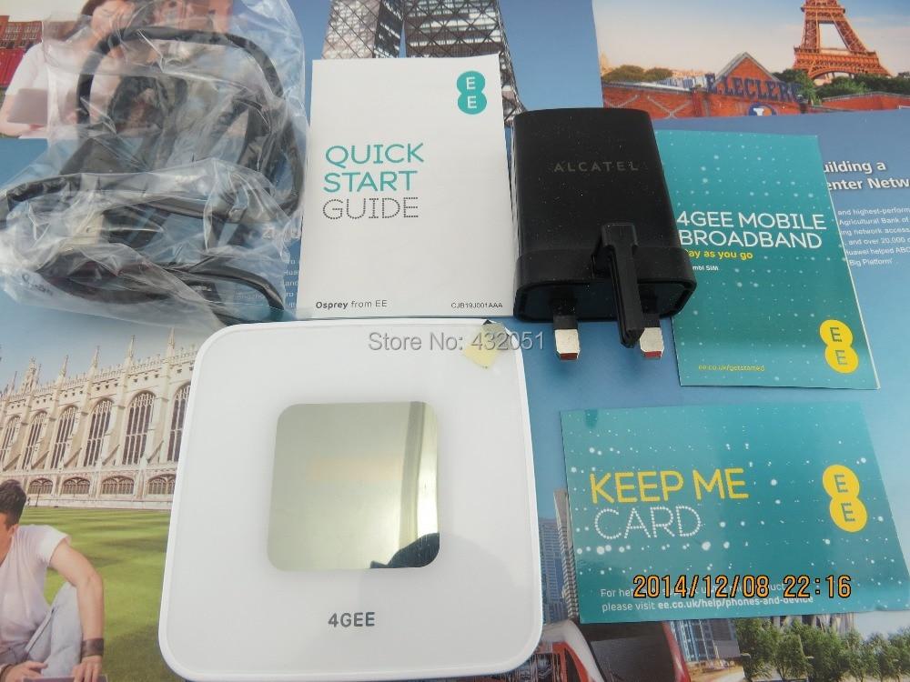 ФОТО UNLOCKED ALCATEL Y855 3G 4G MiFi Mobile WiFi Broadband Router
