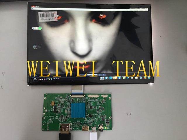 10,1 pulgadas 2 k monitor de pantalla lcd IPS DLP proyector LCD y placa de controlador 3d impresora diy kit 2560*1600