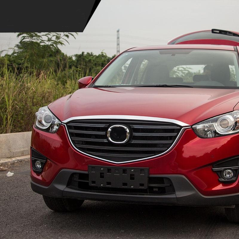 KOUVI Αξεσουάρ για το Mazda CX-5 CX5 2015 2016 ABS - Ανταλλακτικά αυτοκινήτων - Φωτογραφία 2