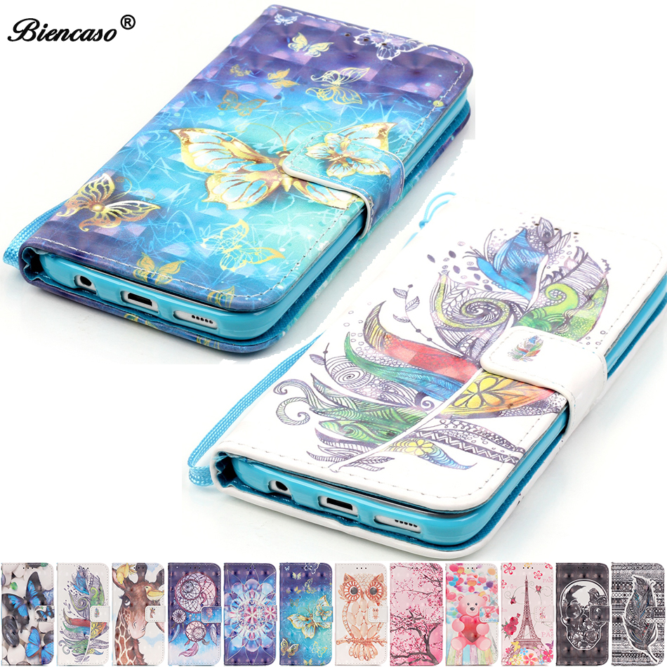 Wallet <font><b>Case</b></font> For <font><b>Samsung</b></font> Galaxy Core Grand Prime G360 G530 G532 J3 2016 J5 SM-J510F S4 S5 <font><b>S6</b></font> <font><b>Edge</b></font> Plus S7 Cover Stand Coque C21 image