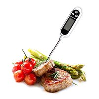 BBQ Chef Cooking Thermometer Instant Read Best Digital Thermometer For Meat Poultry BBQ And Candy