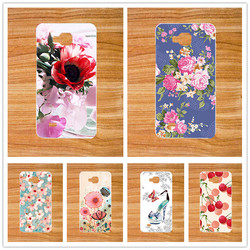 На Алиэкспресс купить чехол для смартфона for zte blade a5 phone case high quality new 10 patterns painted phone cover cases for zte a5 diy cell phone protective case