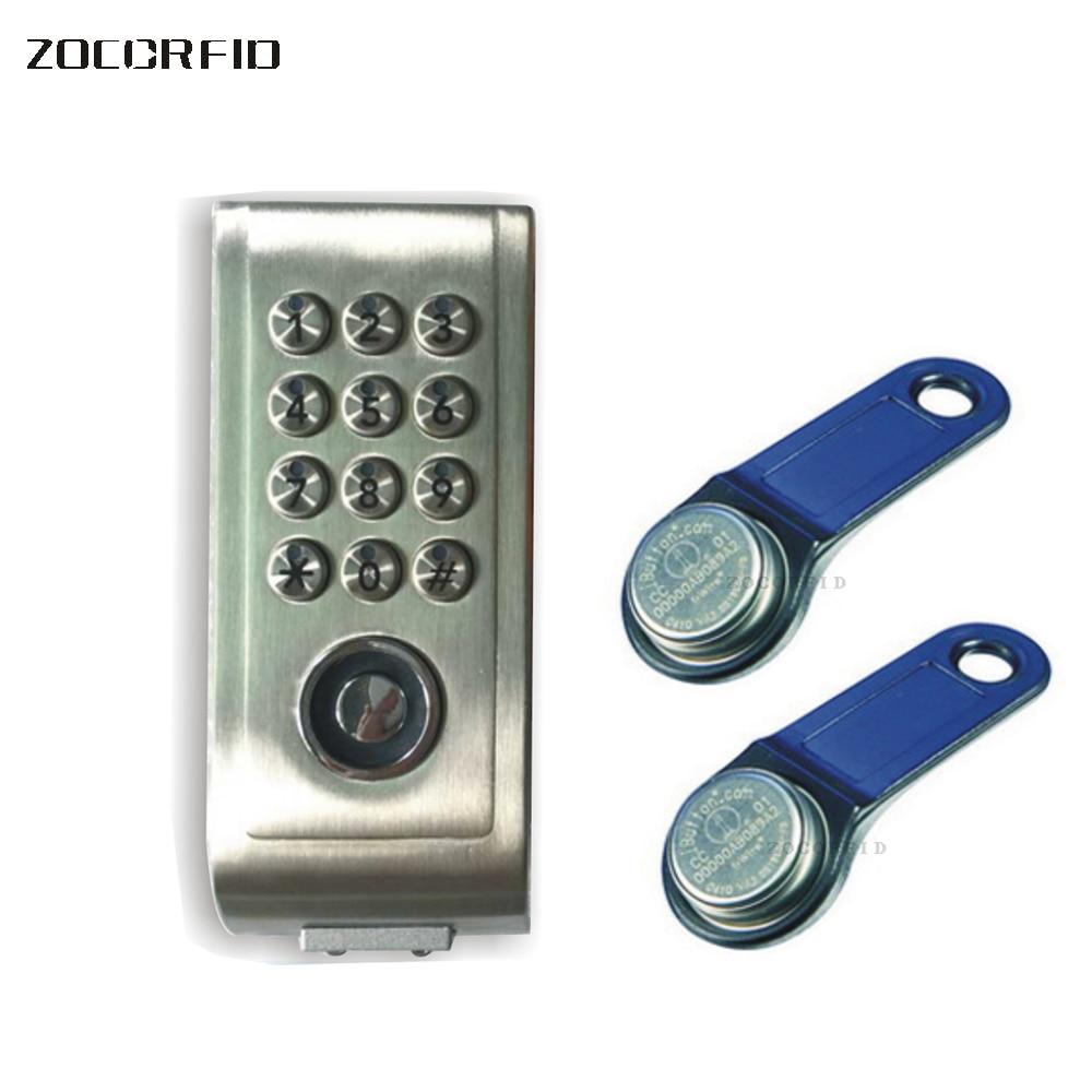 금속 쉴 키패드 암호 TM 카드 키 금속 디지털 전자 - 보안 및 보호 - 사진 5