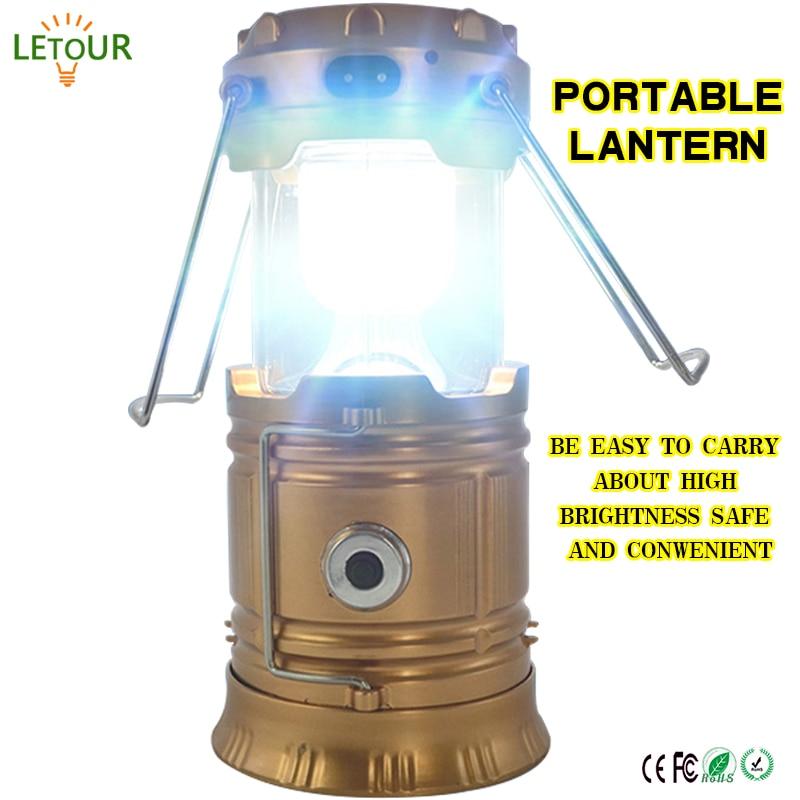 Lanternă de campare LED Lantern 300 Lumină Reîncărcabilă Lanternă de cameră Lanternă de iluminat exterior Spot pentru vânătoare de camping