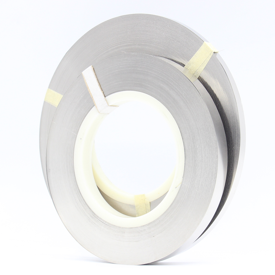 Free shipping thickness 0 2mm x 1kg 99 96 Pure Nickel Plate Strap Strip Sheets for
