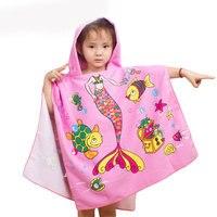 Actionclub Microfiber Fabric Beach Towel 120 60cm Cartoon Kids Beach Towel Easy Bibulous Towel For Children