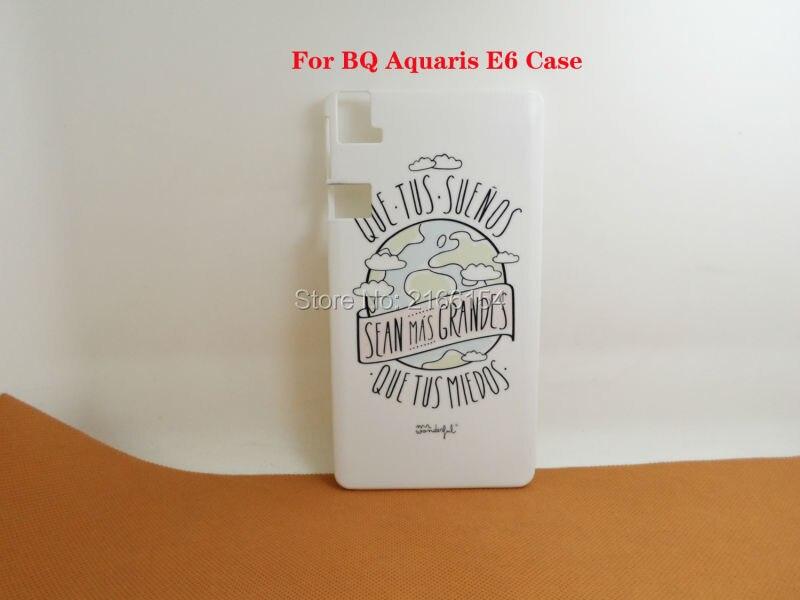For BQ Aquaris E6 Case