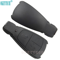 OkeyTech Car Styling New Design Replacement Key Case For Mercedes For Benz Remote Control Key Shell